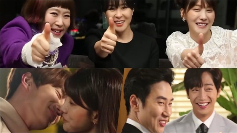 Hé lộ hậu trường tập cuối 'Giả danh': Jun hôn chia tay Yoo In Young