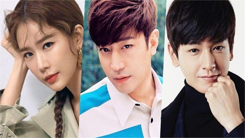 Yoo In Na hoá thành nhà thiết kế 2 đời chồng trong phim mới với Im Joo Hwan và trưởng nhóm Shinhwa