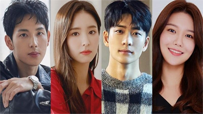 Tin chính thức: Thành viên SNSD hóa thành CEO, Im Siwan 'kết đôi' với Shin Se Kyung trong drama mới của JTBC