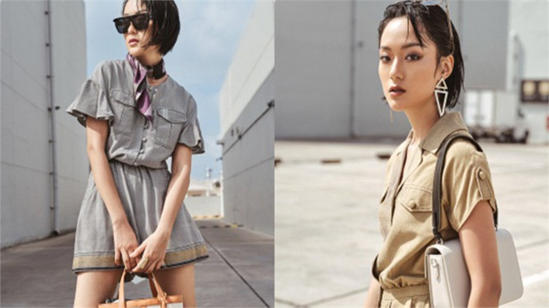 Cực cao tay khi nhấn nhá phụ kiện, học trò của Thanh Hằng xuống phố chất lừ trong những bộ đồ street style trung tính