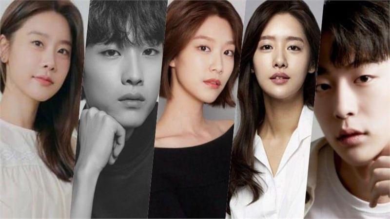 Dàn nhân vật phụ 'The spy who loved me' được công bố: Sojin (Girl's Day) hóa làm bạn thân của Yoo In Na, Lee Joo Woo tranh giành quyền thừa kế