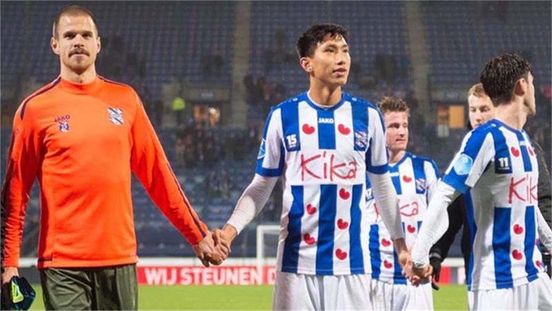Báo Hà Lan: 'Heerenveen muốn giữ Văn Hậu nhưng không đủ tiền trả lương'