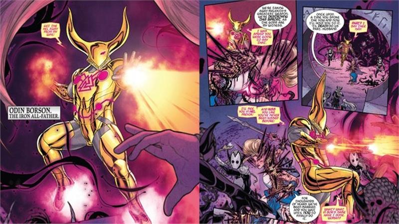 Không chỉ mình Tony Stark, đây là 7 người đã từng trở thành Iron Man