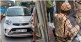 Vụ CSGT bị ô tô kéo lê hàng chục mét ở Hà Nội: Hé lộ danh tính tài xế