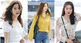 Style sân bay của sao Hàn không cầu kỳ mà vẫn sang xịn hết cỡ, đơn giản là vì họ chăm diện 5 items sau đây thôi