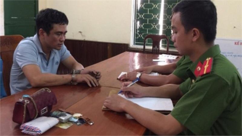 Giết tài xế xe ôm cướp tài sản ở Khánh Hòa rồi trốn ra Hà Tĩnh trộm cắp