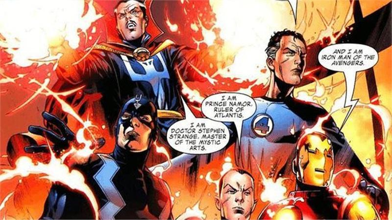Marvel đang xây dựng nhóm Illuminati với toàn những gương mặt có 'số má'