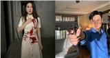 'Tình yêu và tham vọng': Nữ chính Diễm My gây hoang mang khi đăng ảnh toàn thân đầy máu, đỡ đạn thay cho Minh tổng?