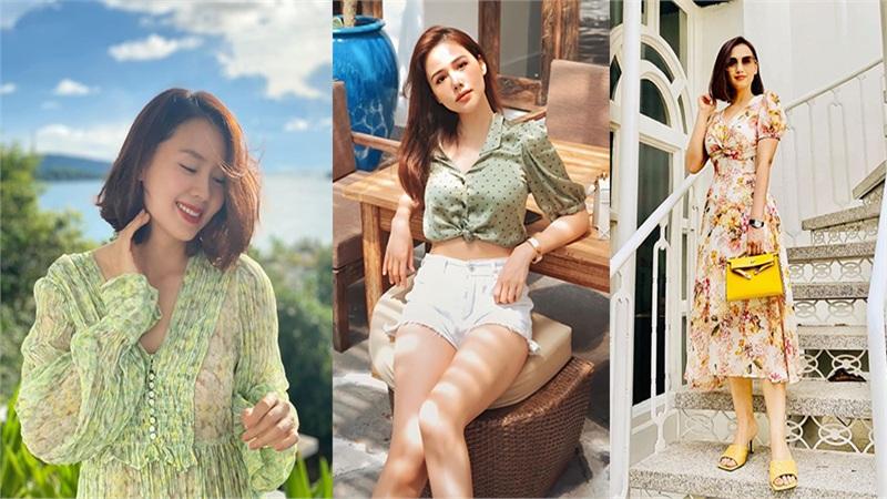 Street style của dàn 'hậu cung' VTV: Phanh Lee vừa lấy chồng đã khoe eo thon dáng chuẩn, nhưng đỉnh nhất là style của 'cô Linh tiểu tam'