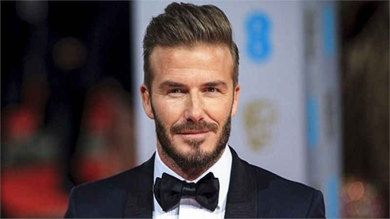 David Beckham ấp ủ kế hoạch làm phim về cuộc đời mình