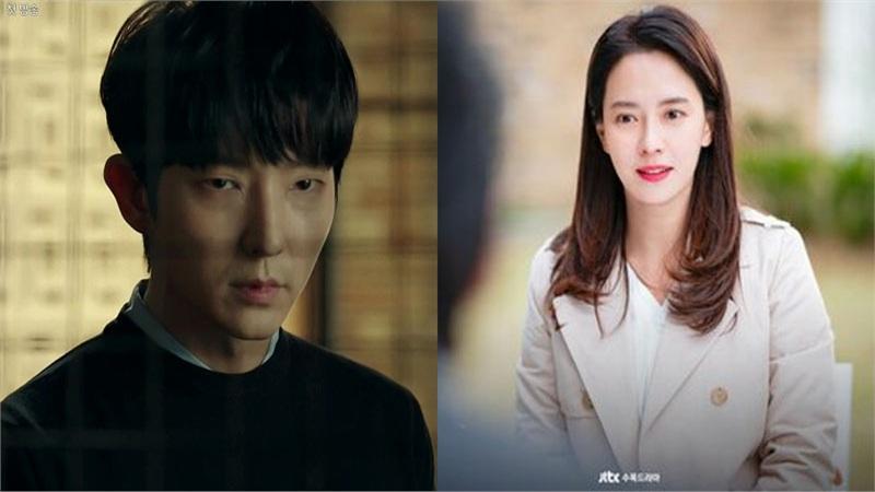 Lee Joon Ki bị tình nghi giết người đưa tập mới 'Flower of evil' đứng đầu đài cáp, phim của Song Ji Hyo giảm thấp kỷ lục