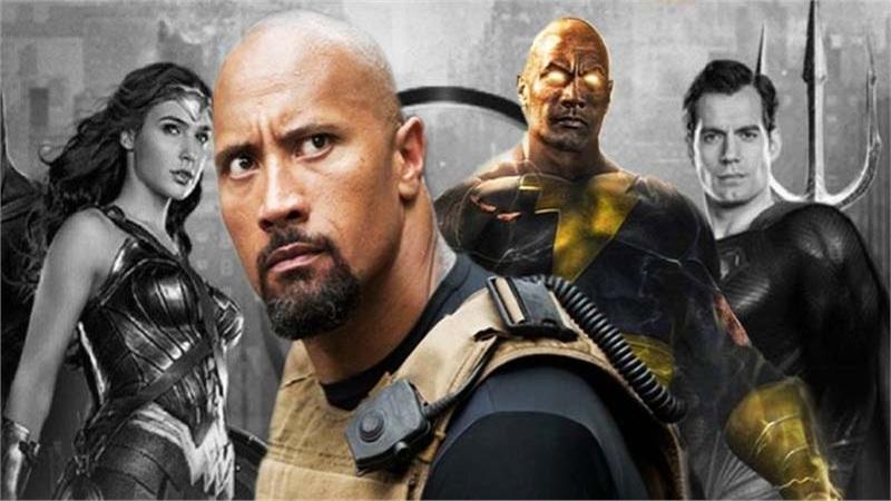 Bom tấn Dwayne Johnson tham gia - 'Black Adam' có đi vào vết xe đổ của DCEU?