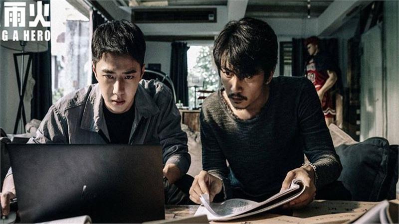 'Băng vũ hỏa' tung loạt tạo hình nhân vật mới: Trần Hiểu - Vương Nhất Bác đầy suy tư vẫn đẹp trai vô đối
