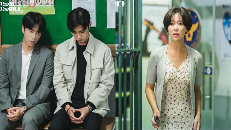 'Gửi anh, người từng yêu em' preview tập 29-30: Vừa quay lại với Hwang Jung Eum, Yoon Hyun Min lại vào sở cảnh sát vì đánh nhau với 'tình địch'?