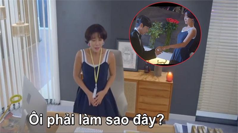 'Gửi anh, người từng yêu em' tập 29-30: Vừa quay lại, Hwang Jung Eum đã hiểu lầm bạn trai muốn cầu hôn mình