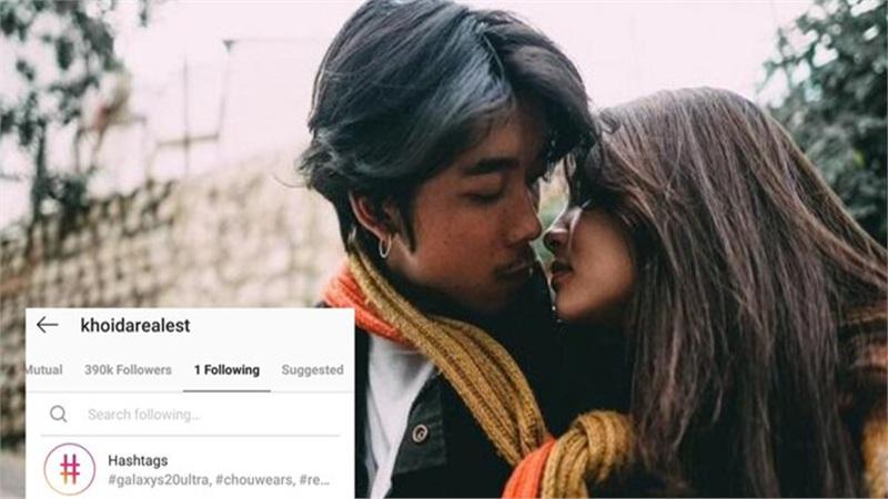 Sau 1001 lần tan lại hợp, cặp đôi rapper Khói và Mây có kết HE khi chính thức công khai ảnh cầu hôn