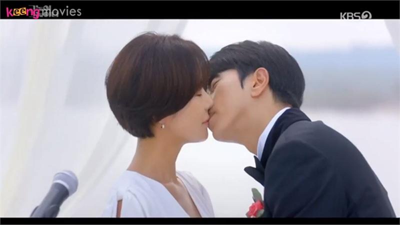 'Gửi anh, người từng yêu em' tập cuối viên mãn: Không kết hôn, Hwang Jung Eum và Yoon Hyun Min quyết định làm... lễ độc thân