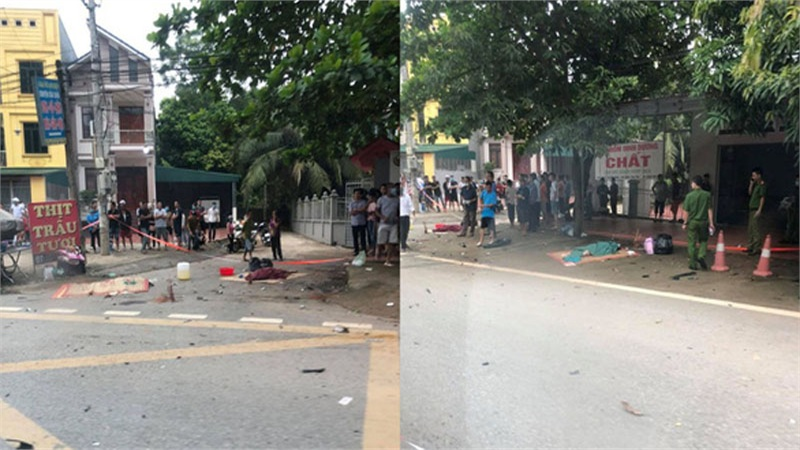 Vụ ô tô đâm xe máy, 3 cô gái trẻ tử vong ở Phú Thọ: Danh tính nạn nhân