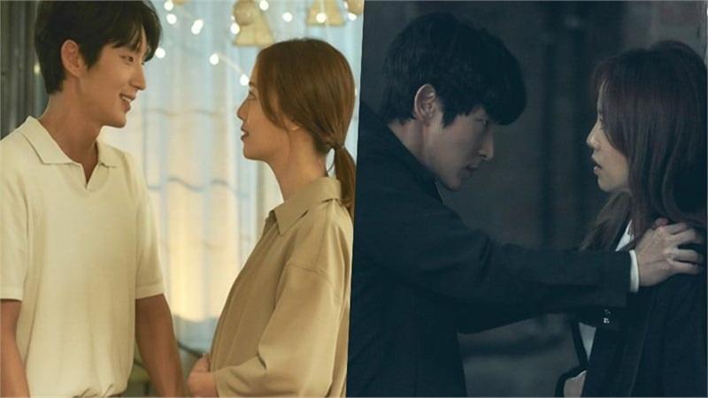 'Flower of evil': Tình yêu của Lee Joon Ki - Moon Chae Won liên tục gặp sóng gió, màn cuối biên kịch bẻ lái quá gắt