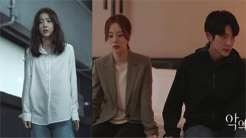 'Flower of evil' preview: Jang Hee Jin gặp chuyện, vợ chồng Lee Joon Ki không giải quyết được mâu thuẫn