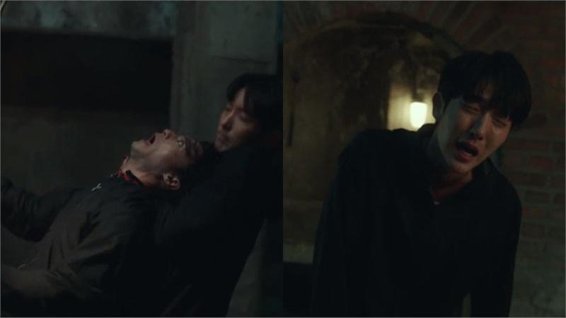 'Flower of evil' tập 29-30: Hung thủ bị bắn hạ ngay tại trận, Lee Joon Ki vẫn không thoát khỏi cái chết?