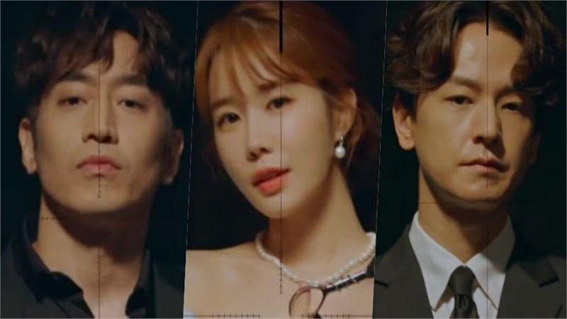 'The Spy Who Loved Me' tung poster các nhân vật, hé lộ cuộc hôn nhân của Eric (Shinhwa) và Yoo In Na là một sự sắp đặt