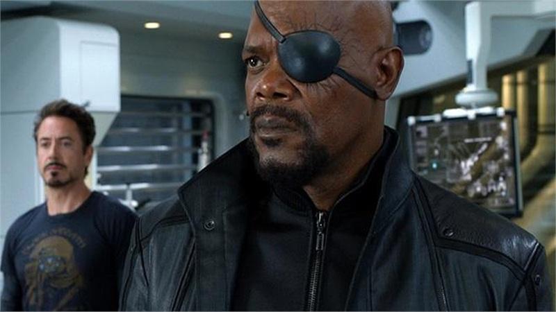 Nick Fury của Samuel L. Jackson chính thức có một series riêng trên Disney+