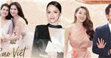 12 bộ váy áo đẹp nhất của dàn người đẹp Vbiz khi dự đám cưới: Đến Ngọc Trinh cũng không dám hở bạo mà nhường sân cho chị gái tỏa sáng