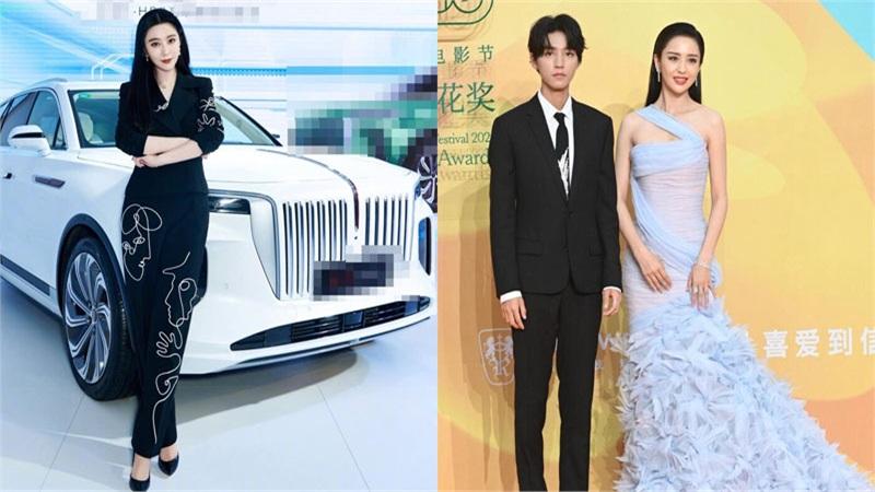 Phạm Băng Băng hóa 'tổng tài', Đồng Lệ Á diện váy mỹ miều dẫn đầu sao Cbiz mặc đẹp tuần qua