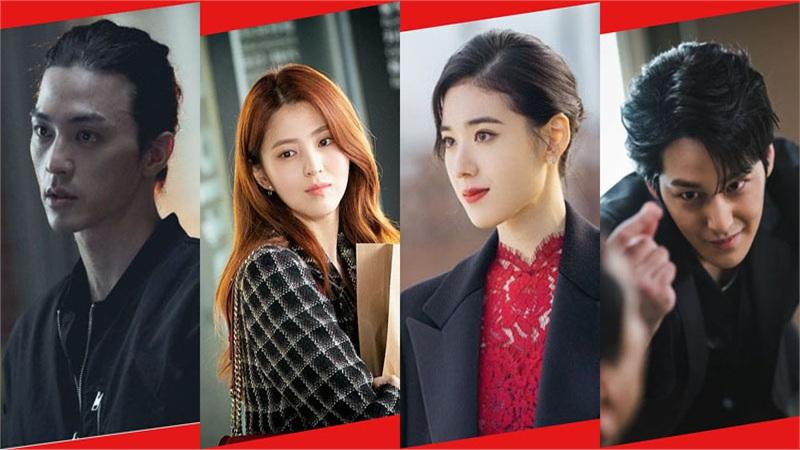 18 vai phản diện vừa đáng ghét, vừa quyến rũ nhất K-drama từ đầu năm 2020 đến nay