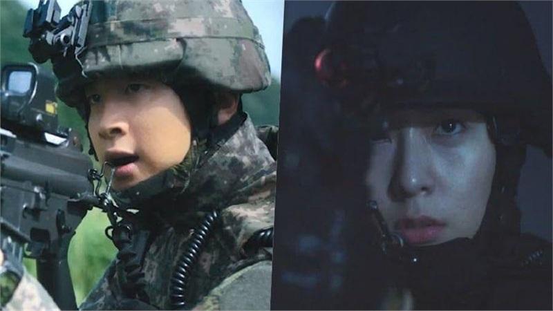 'Search' tung teaser: Jang Dong Yoon - Krystal đối mặt với vụ án mạng không phải con người gây ra