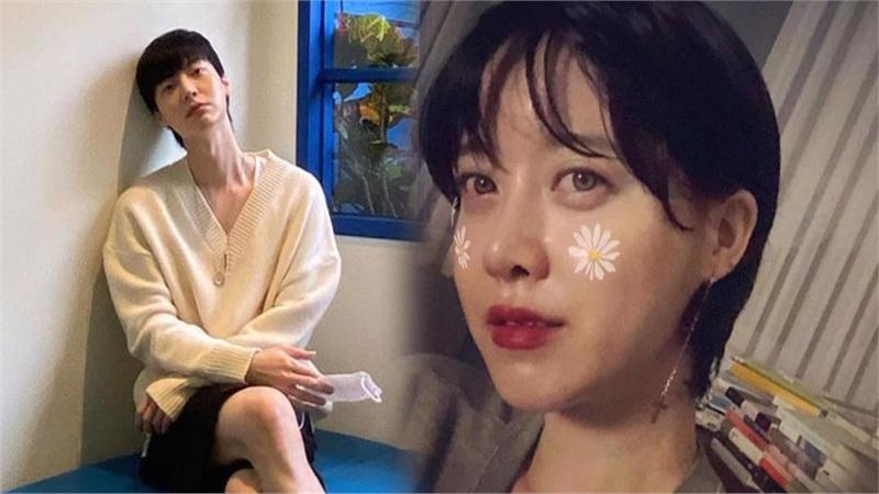 Ahn Jae Hyun bỗng 'trổ bóng' sau khi Goo Hye Sun 'xuống tóc'