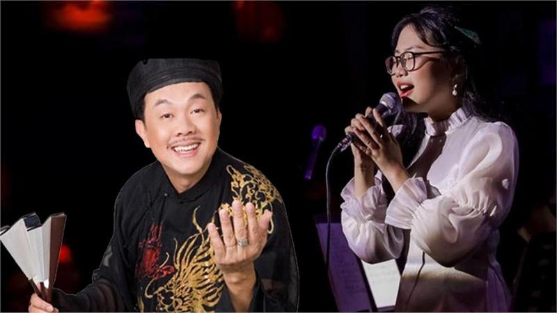 Phương Mỹ Chi 'định bụng' hát tặng danh hài Chí Tài nhưng sao lại bị 'cắt ngang' ngay trên sân khấu thế này?
