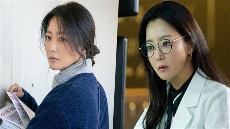 'Xứ sở Alice': Kim Hee Sun biến đổi xuất thần, một phim cân cả 4 vai từ sinh viên đến 'gái một con'