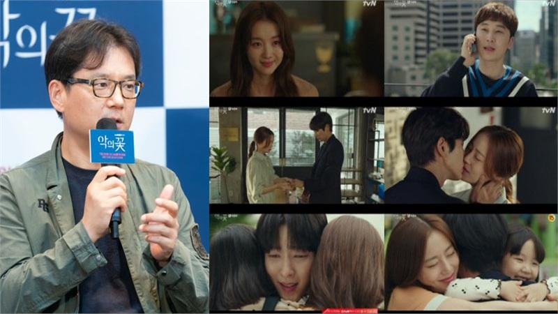 Những cảnh quay khó nhất trong 'Flower of evil' được bật mí: Lee Joon Ki chơi vơi ngoài lan can tòa nhà rồi lại đánh vật với sát nhân