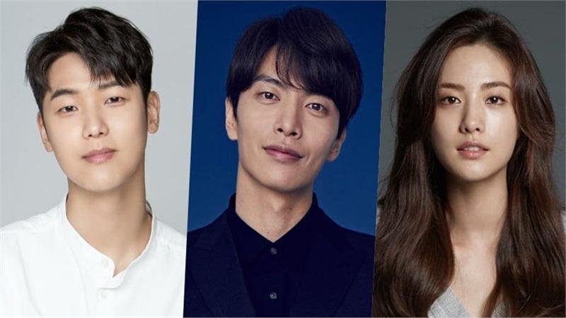 Kang Min Hyuk (CNBlue) hóa thành giám đốc trẻ quyến rũ trong dự án truyền hình mới với Nana và Lee Min Ki