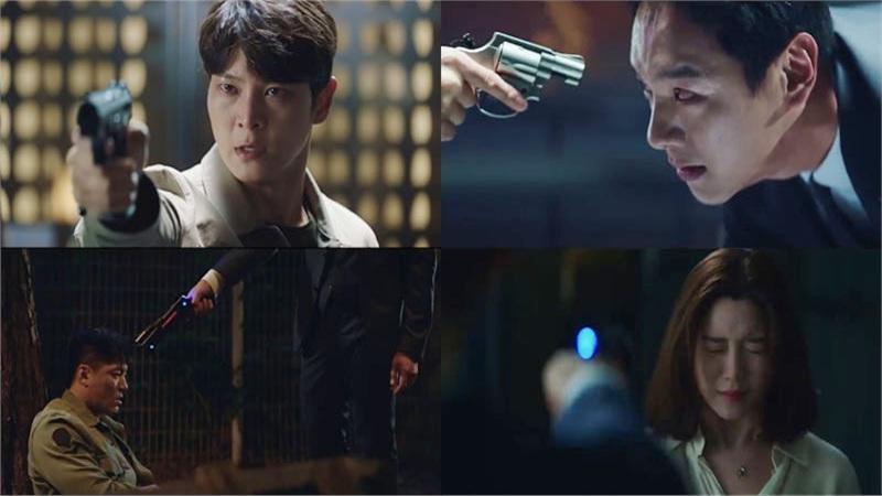 'Xứ sở Alice' teaser tập 29-30: Hung thủ sát hại mẹ ruột Joo Won lộ diện, sẽ còn nhiều người thiệt mạng?