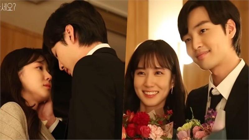 Hậu trường 'Anh có thích Brahms?': Màn cầu hôn lãng mạn không kém phần hài hước của Kim Min Jae - Park Eun Bin