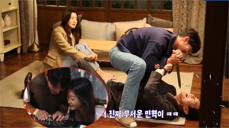 Hậu trường 'Xứ sở Alice' tập 29-30: 'Phản ứng hóa học' tuyệt vời của 'bố mẹ' Kim Hee Sun – Kwak Si Yang khiến fan 'trụy tim'