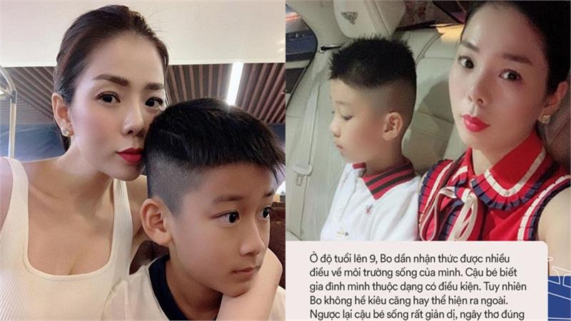 Con trai của Lệ Quyên: Mẹ là nữ ca sĩ đình đám, học trường quốc tế xịn xò nhưng đến lớp chẳng ai 'quan tâm' bởi điều này