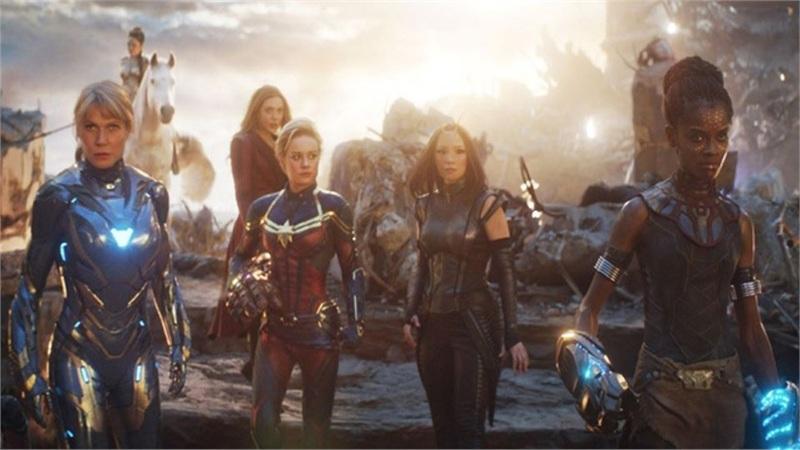 9 gương mặt phù hợp với dự án 'Avengers' phiên bản nữ