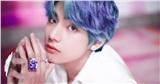 Ca khúc solo của V-BTS chạm mốc lượt nghe kỉ lục trên app nhạc số lớn nhất thế giới