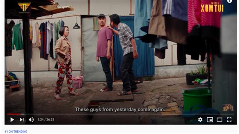 Đạt Top 1 Trending YouTube, Thu Trang hé lộ Quang Tuấn sẽ đóng 'Chuyện Xóm Tui'
