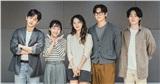 Kim Ji Won e ấp bên Ji Chang Wook, Kim Min Seok tại buổi đọc kịch bản phim mới