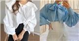 3 kiểu áo sơ mi cách điệu biến style của nàng công sở thành trendy hết sức