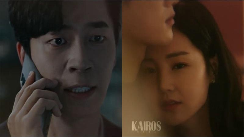 'Kairos' trailer tập 11-12: Vợ và cấp dưới đẩy Shin Sung Rok vào đường cùng để đến với nhau