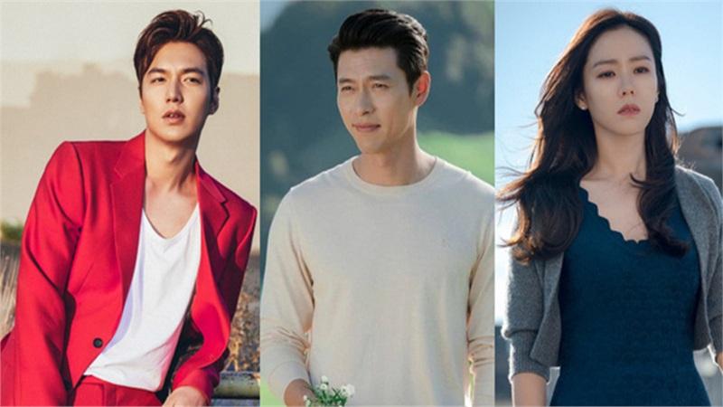 Hyun Bin lội ngược dòng, 'hất cẳng' Lee Min Ho khỏi hạng mục Nam diễn viên được yêu thích nhất, Son Ye Jin lép vế trước 2 cái tên này