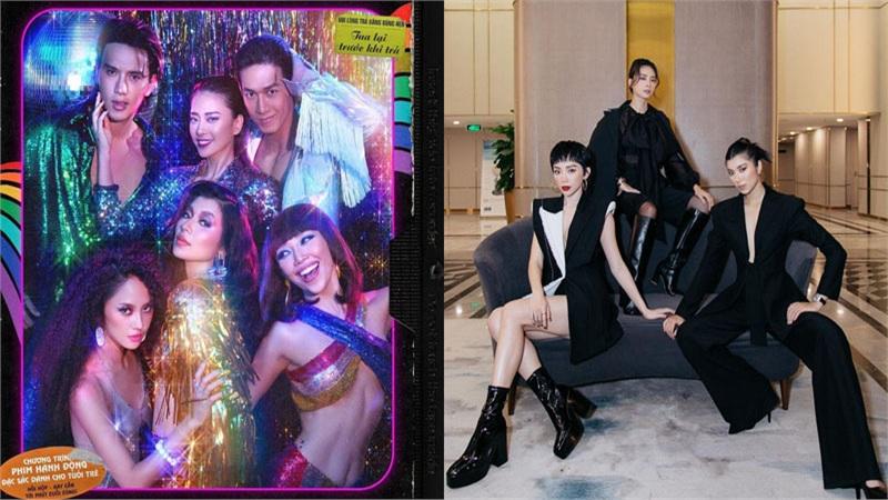 Đồng Ánh Quỳnh, Tóc Tiên và nhiều diễn viên hội tụ trong 'Thanh sói', Ngô Thanh Vân trở lại ghế đạo diễn
