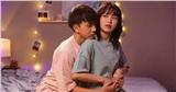 'Đừng làm bạn nữa' tập 3: Han Sara hướng dẫn Tùng Maru cách ôm hôn chuyên nghiệp và màn thị phạm 'thót tim'