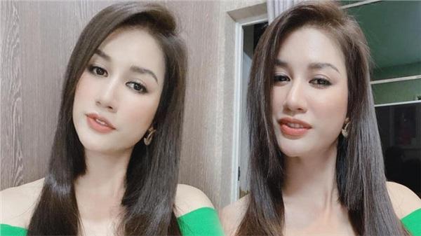 Trang Trần tiết lộ lý do để tóc dài vì muốn chồng về Việt Nam sinh sống
